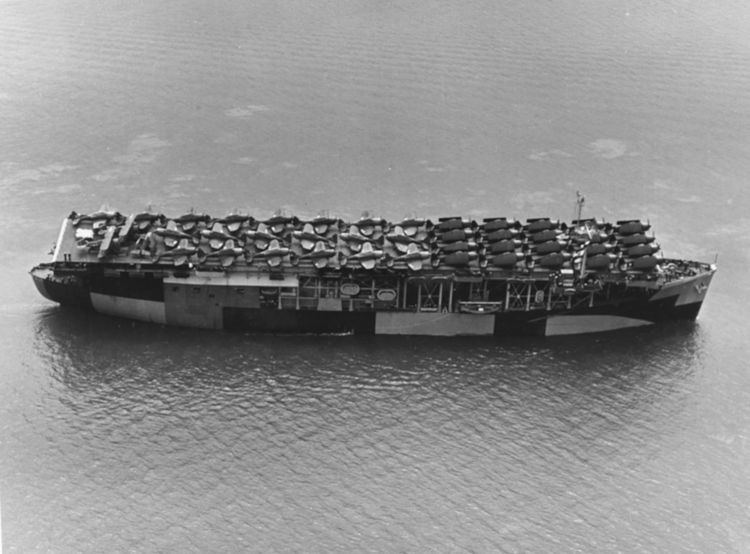 Long Island-class escort carrier