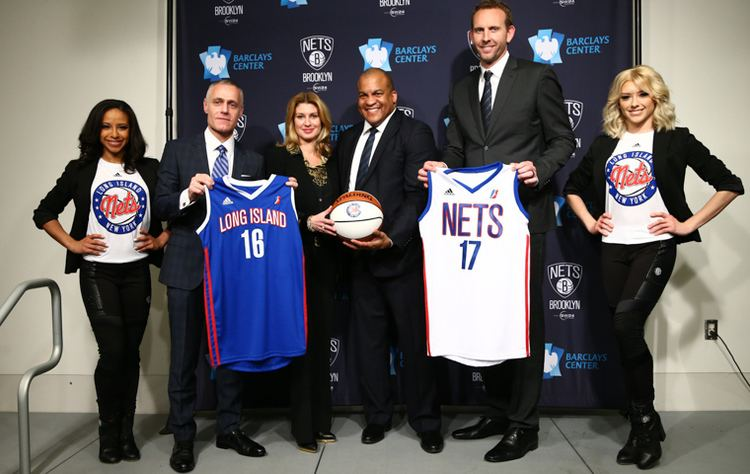 Long Island Nets Long Island Nets Unveil Logo And Uniform For Inaugural Season