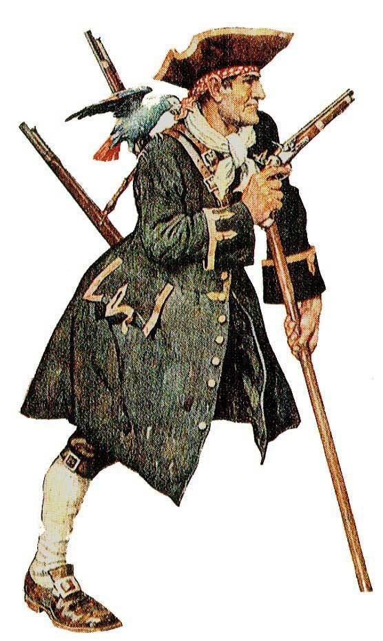 Long John Silver Caesar