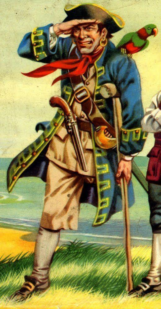 Long John Silver 1000 ideas about Long John Silver on Pinterest Pirates Treasure