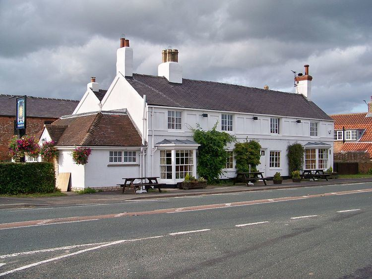 Long Marston, North Yorkshire