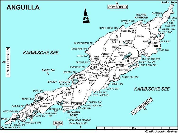 Long Pond, Anguilla