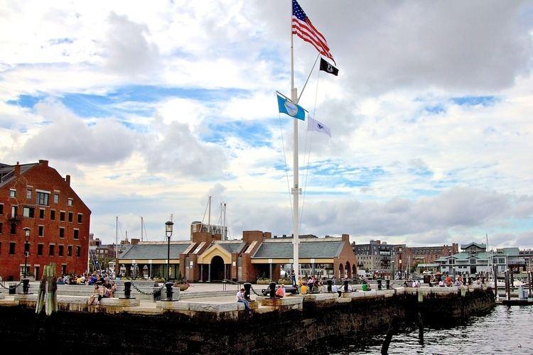 Long Wharf (Boston) BRA Wants a Long Wharf Restaurant Bad Enough to Sue the National