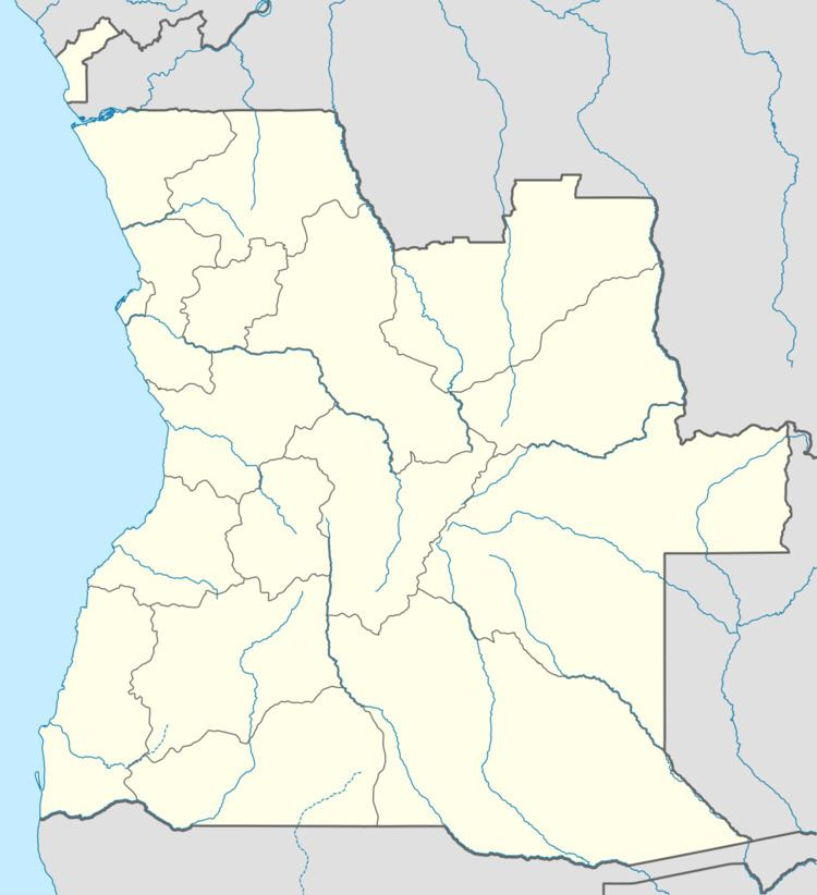 Longa, Angola