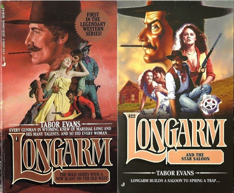 Longarm (book series) Dispatches From the Last Outlaw Longarm 1 and Longarm 422 by