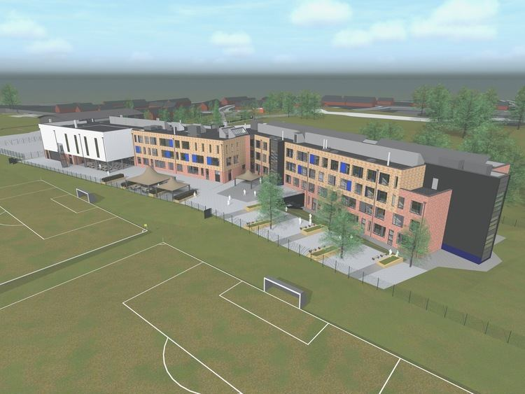 Longdean School Course Priority School Building Programme
