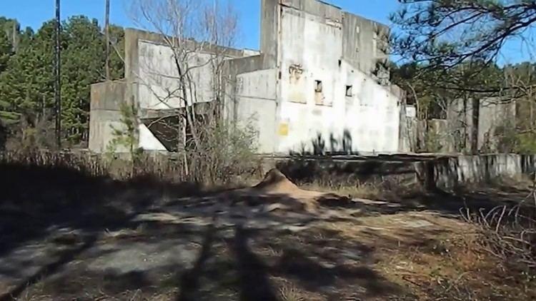Longhorn Army Ammunition Plant All That Remains Longhorn Army Ammunition Plant Part II YouTube