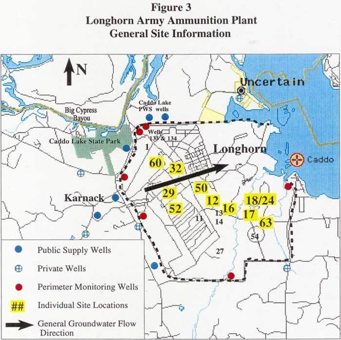 Longhorn Army Ammunition Plant ATSDRPHAHCLonghorn Army Ammunition Plantp1