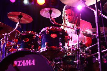 Longineu W. Parsons III Longineu Parsons III TAMA Drums