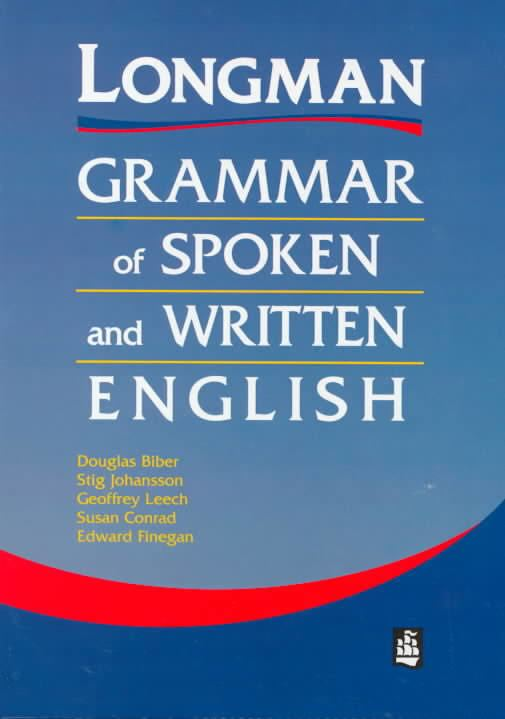 Longman Grammar of Spoken and Written English t1gstaticcomimagesqtbnANd9GcSG3LBJTXnLOFfN62