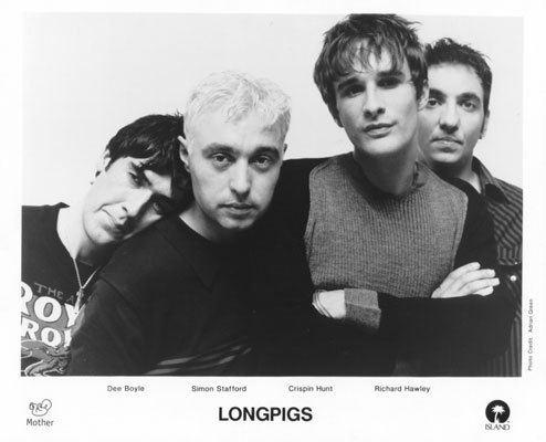 Longpigs Longpigs