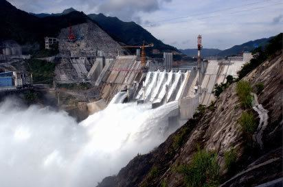 Longtan Dam Longtan Dam in China