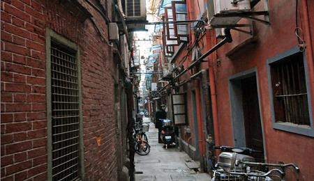 Longtang Shanghai39s Incredible Longtang Alleyways The World of Chinese