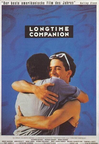 Longtime Companion Longtime Companion Movie Poster 1 of 2 IMP Awards