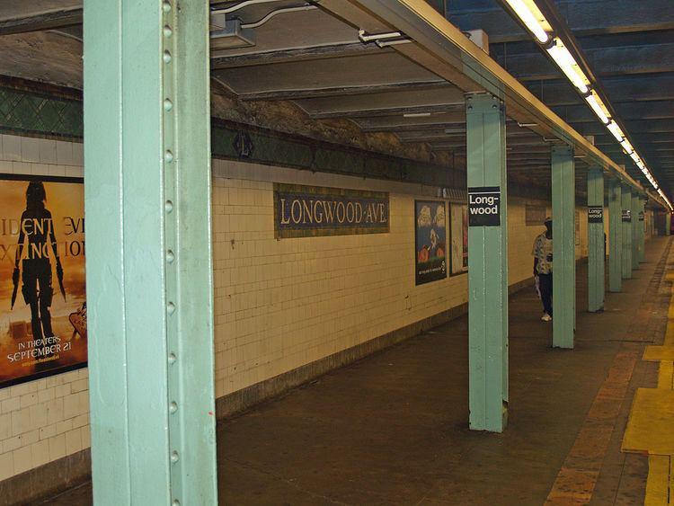 Longwood Avenue (IRT Pelham Line)