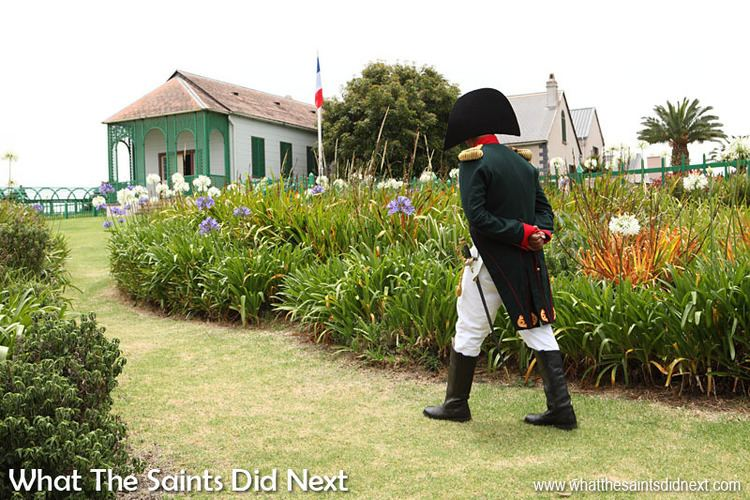 Longwood House St Helena Napoleon Moves Into Longwood House What The Saints Did Next