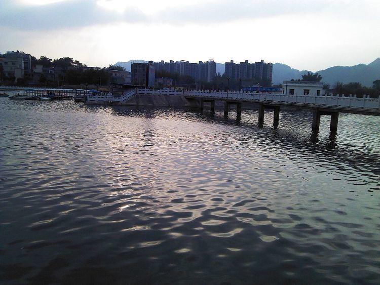 Longxian, Wengyuan County