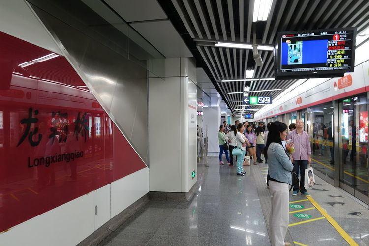 Longxiangqiao Station