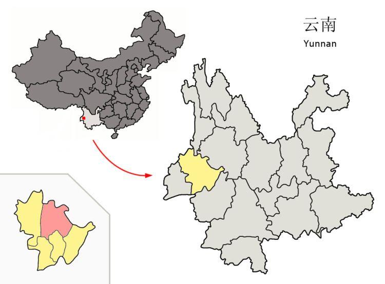 Longyang District