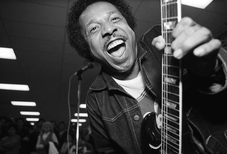 Lonnie Brooks Blues KirkWestPhotography