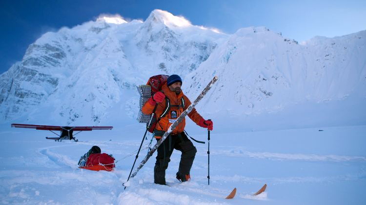 Lonnie Dupre Lonnie Dupre Solos Denali in January Gripped Magazine