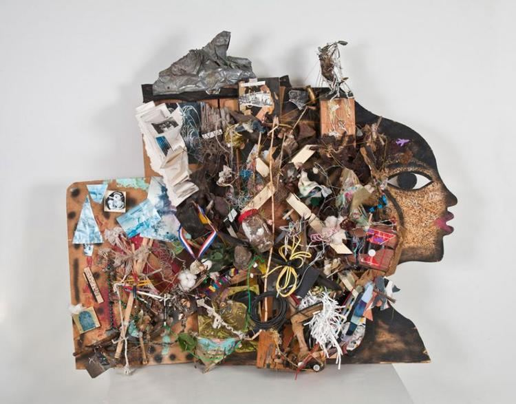 Lonnie Holley Lonnie Holley Assemblages and Drawings likeyou the