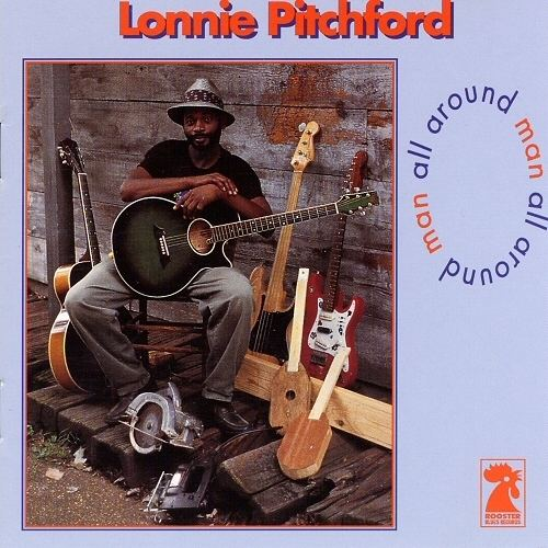 Lonnie Pitchford Illustrated Lonnie Pitchford discography