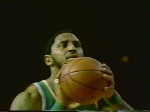 Lonnie Shelton Lonnie Shelton 22ptsRebounding vs Bucks 1980 Playoffs YouTube