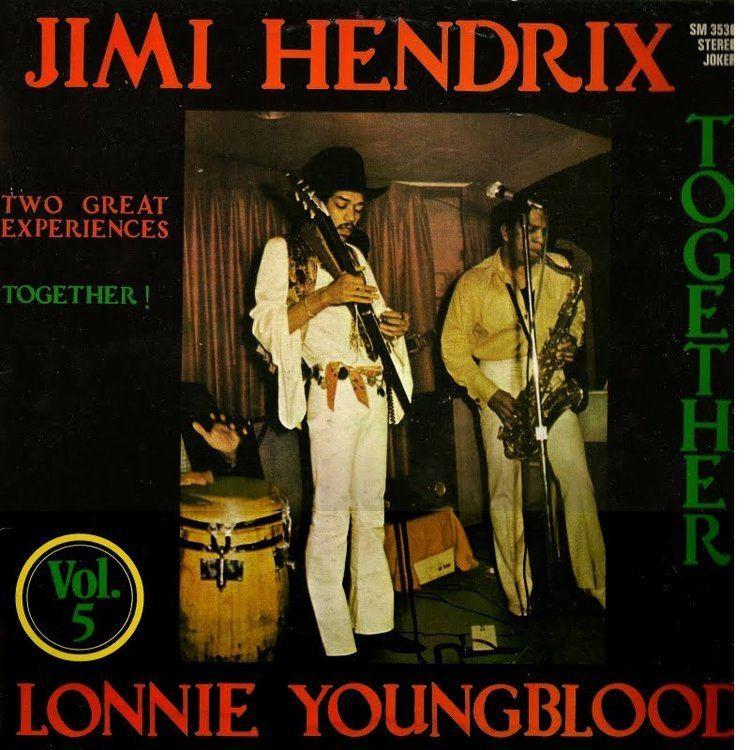 Lonnie Youngblood Youngblood Sues Jimi Hendrix mZeuscom News