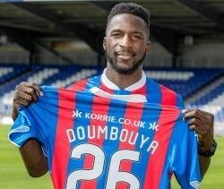 Lonsana Doumbouya New Caley Thistle striker Lonsana Doumbouya keen to progress in