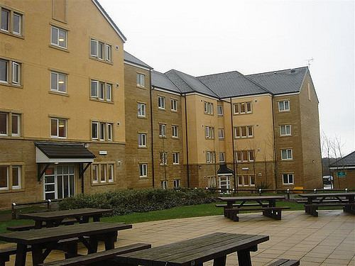Lonsdale College, Lancaster Lancaster University Lonsdale College Accommodation 1 Flickr