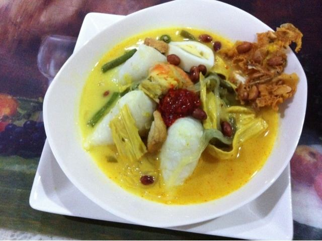 Lontong Lontong OUR LITTLE KITCHEN