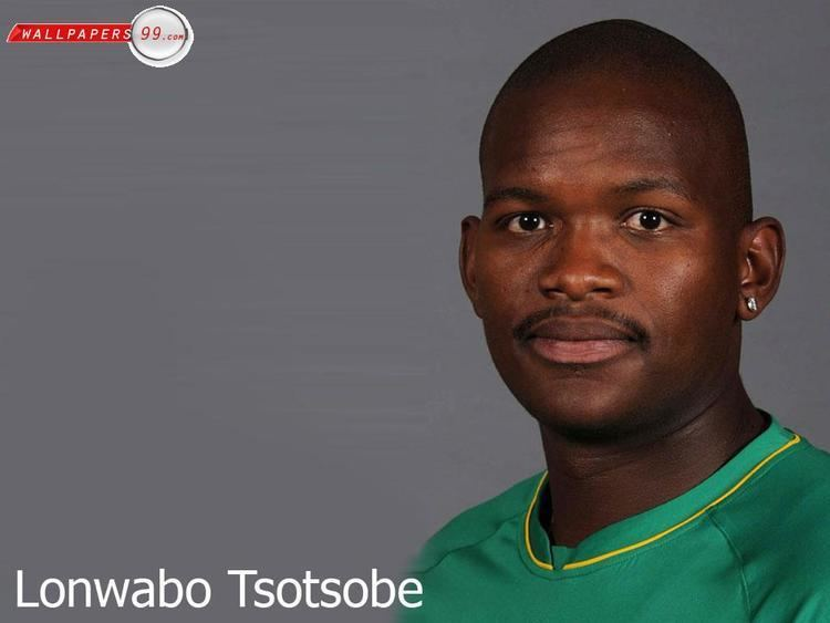 Lonwabo Tsotsobe (Cricketer) in the past