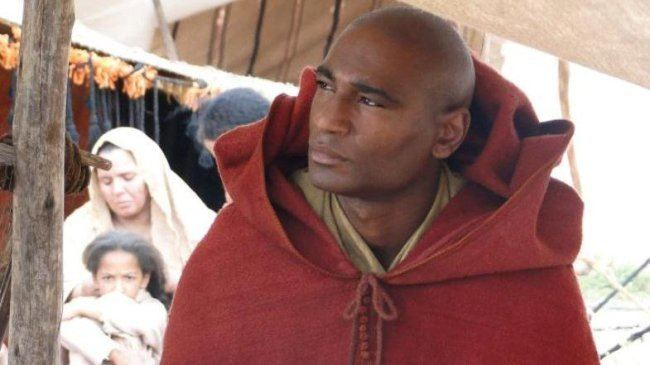 Lonyo Does race matter in The Bible Actor Lonyo Engele weighs in theGrio