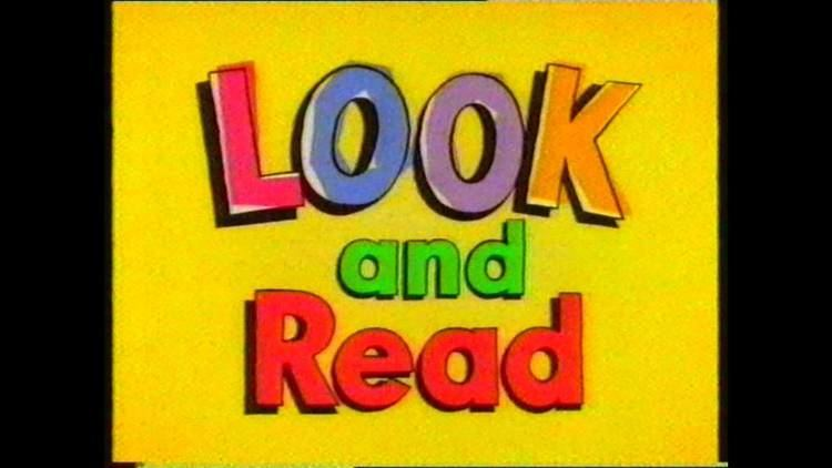 Look and Read BBC 2 optics ident and start of Look and Read spywatch YouTube