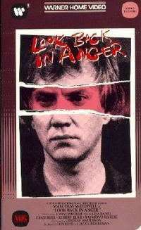 Look Back in Anger (1980 film) movie poster