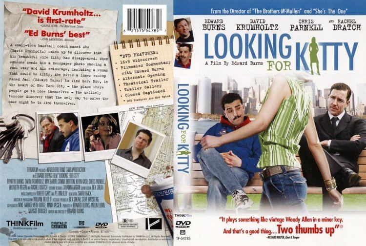 Looking for Kitty Looking For Kitty Movie DVD Scanned Covers 316looking for kitty