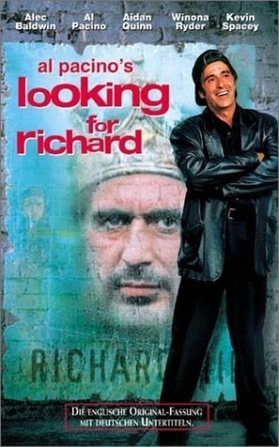 Looking for Richard Looking For Richard Movie Review 1996 Roger Ebert