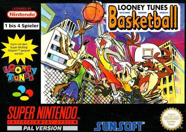 Looney Tunes Bball