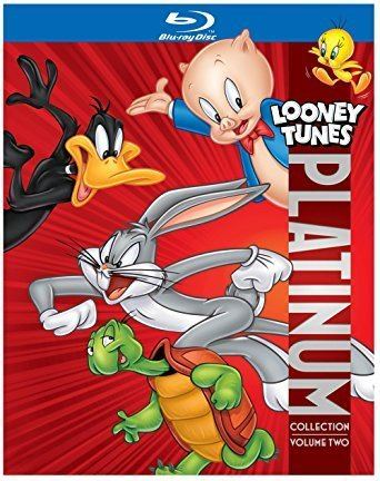 Looney Tunes Platinum Collection: Volume 2 Amazoncom Looney Tunes Platinum Collection Vol 2 Bluray