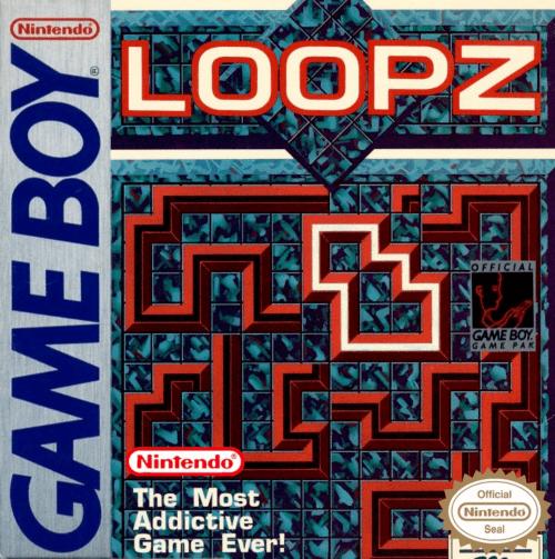 Loopz Play Loopz Nintendo Game Boy online Play retro games online at
