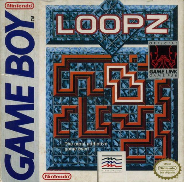 Loopz LoopZ Box Shot for Game Boy GameFAQs