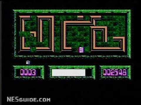 Loopz Loopz NES Gameplay YouTube