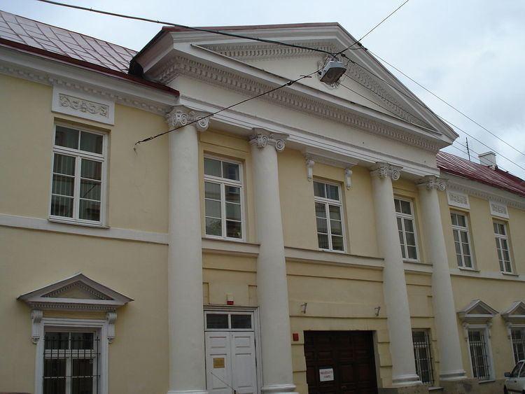 Lopacinskiai Palace (Skapo st.)