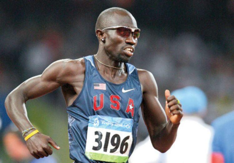 Lopez Lomong Lopez Lomong US Olympian Author Lost Boys of Sudan Survivor