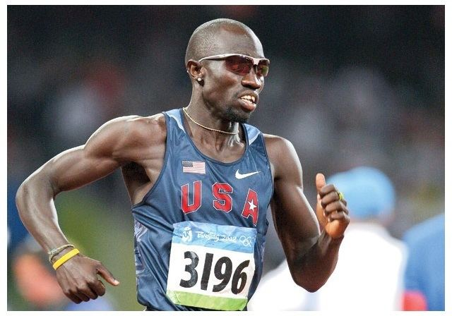 Lopez Lomong Lost Boy Olympian Lopez Lomong Runs to Save Lives