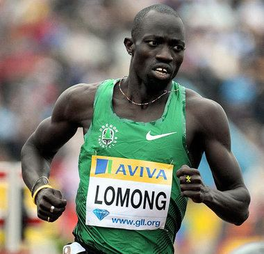 Lopez Lomong Lopez Lomong takes run at medal in second Olympic Games