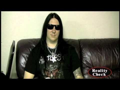 Lord Ahriman Dark Funeral39s Lord Ahriman 101212 YouTube