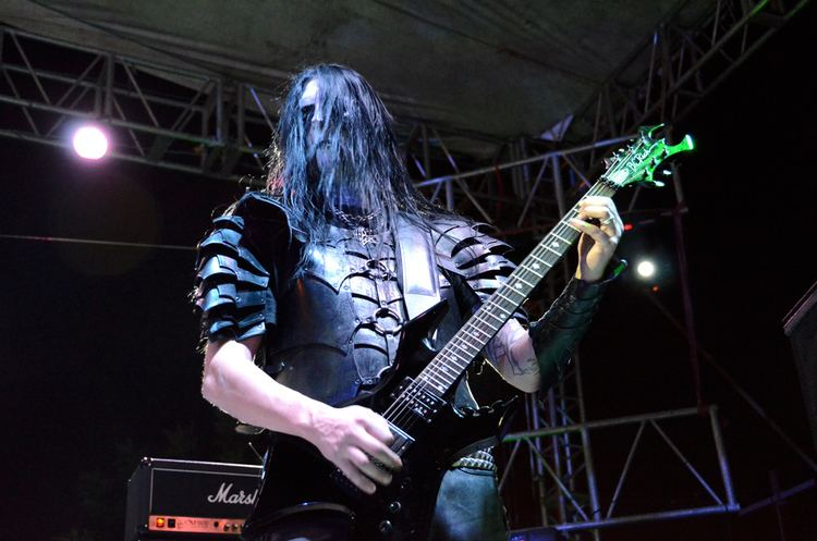 Lord Ahriman Voices of Metal Lord Ahriman Seymour Duncan