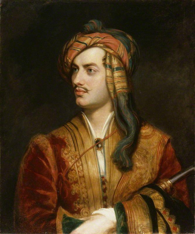 Lord Byron Lord Byron Wikipedia the free encyclopedia